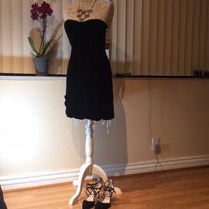 Marc Jacobs mini black dress
